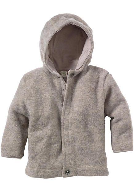 0c484e6fe48a Wollfleece-Jacke aus reiner Bio-Schurwolle von  hessnatur -  eco  bio   organic