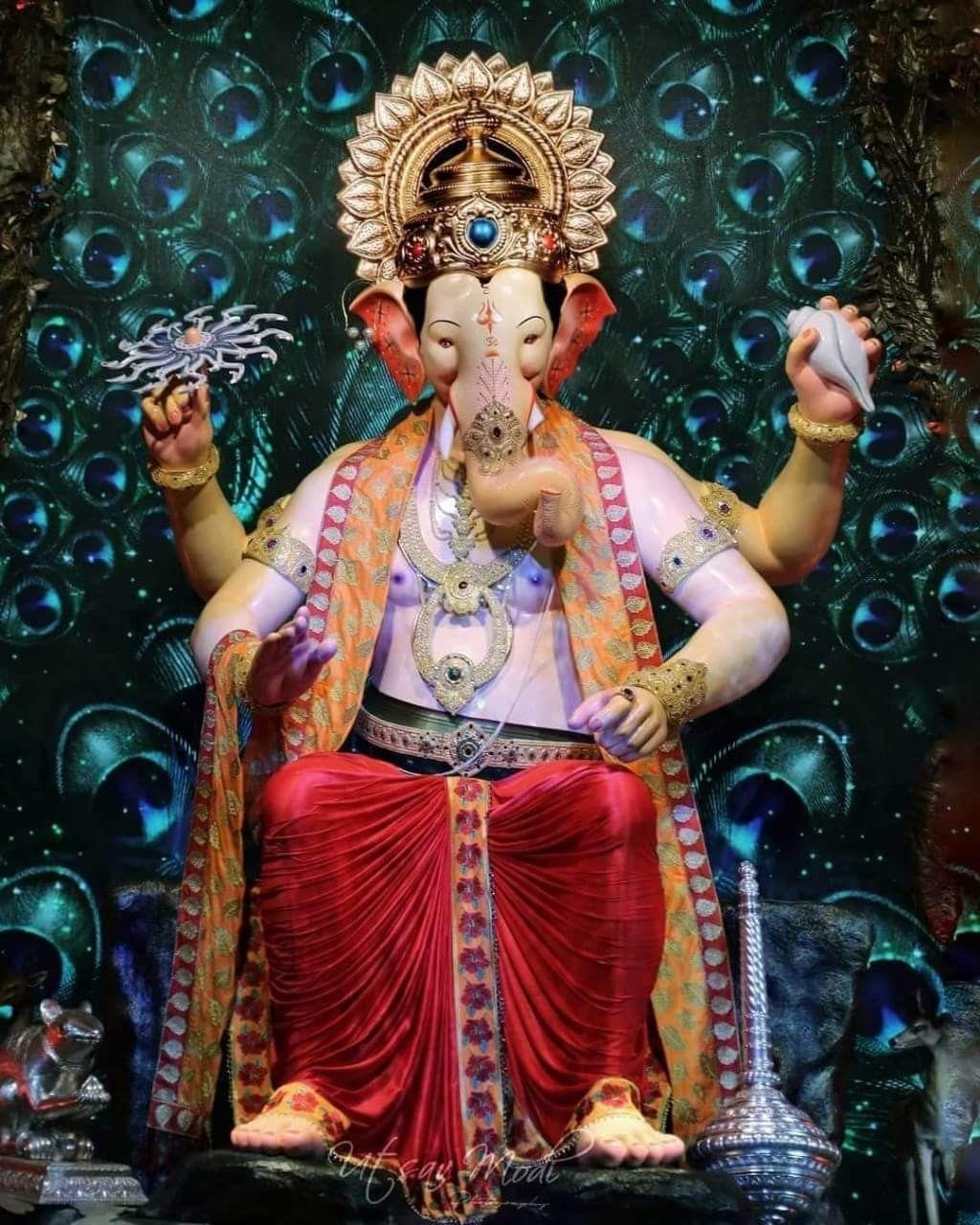 Pin By Kamlesh On Ka In 2019: Lord Ganesha, Ganesha, Pure