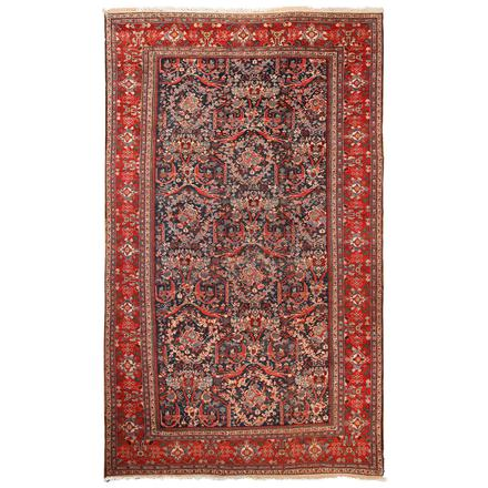 Antique Persian Sultanabad Size 11 10 X 20 3 3 61 M X 6 17 M Nazmiyal Auctions Scandinavian Rug Kilim Woven Geometric Rug