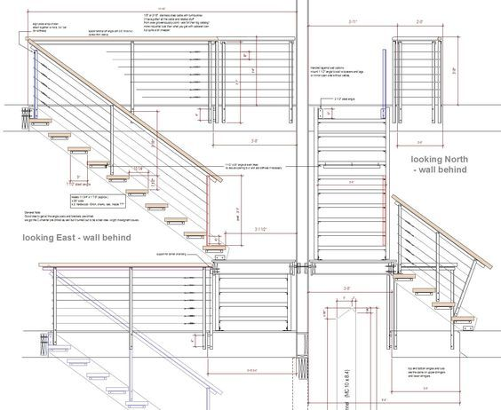Understanding The Design U0026 Construction Of Stairs U0026 Staircases Staircase  Staircase Details Image