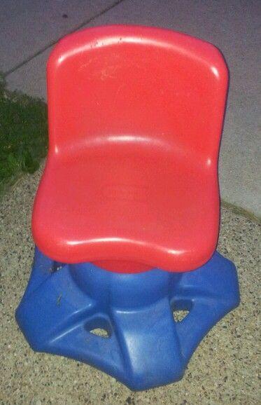 Pleasing Little Tikes Swivel Chair Art Desk Swivel Chair Red Blue Dailytribune Chair Design For Home Dailytribuneorg