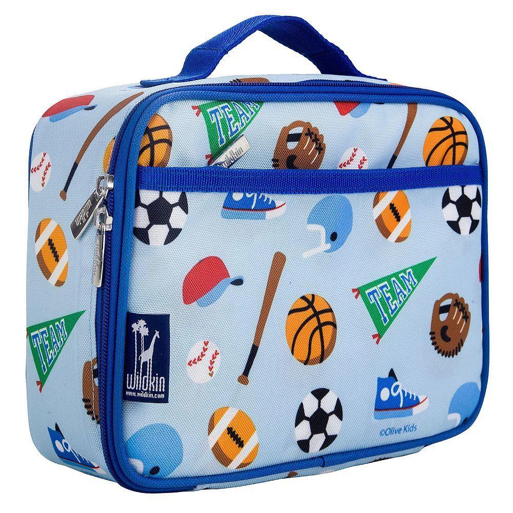 edaa9bab4ff3 Wildkin Olive Kids Lunch Box - Kids