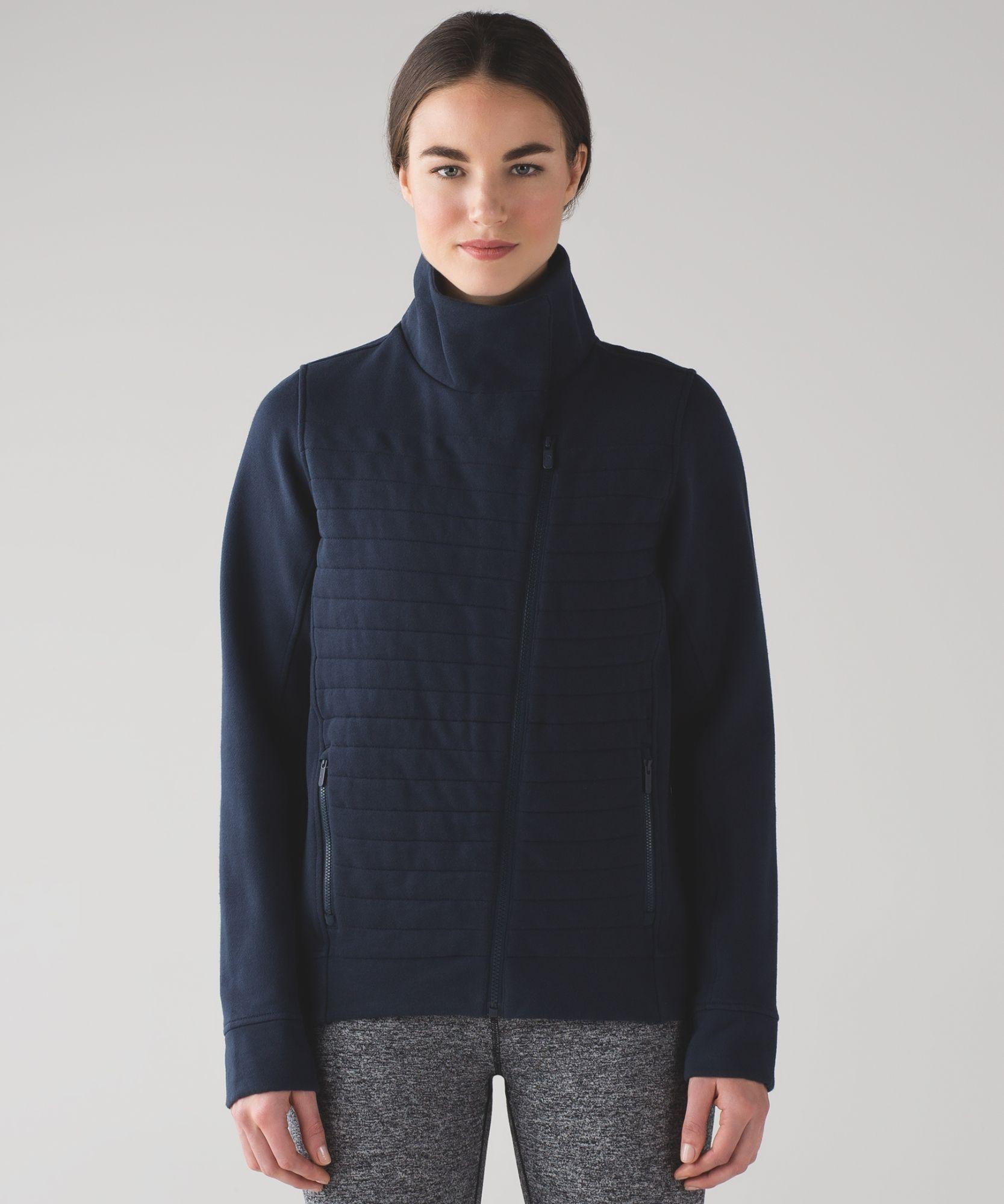 Women's Fleece Jacket - Fleece Be True Jacket - lululemon ...