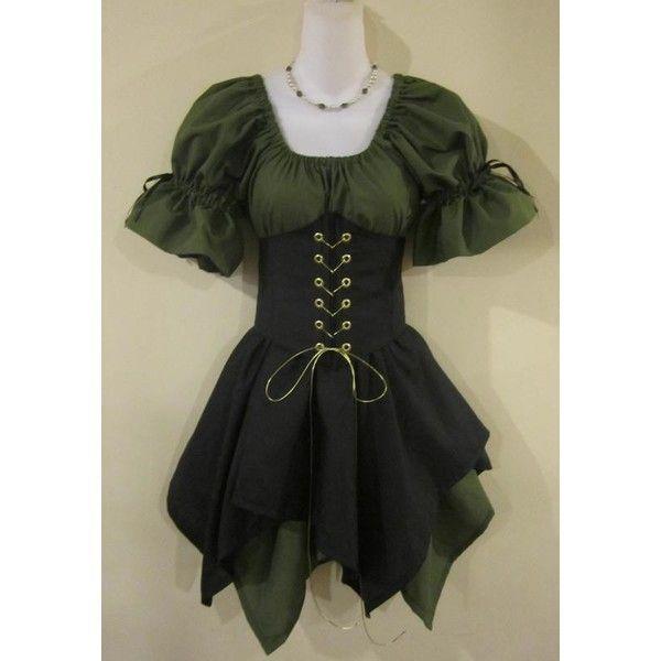 Wood Elf Cincher Set - renaissance clothing medieval costume ? liked onu2026  sc 1 st  Pinterest & medieval fairy costume patterns - Google Search | fairies ...