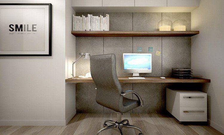Aménagement bureau à la maison en 52 idées décoratives superbes