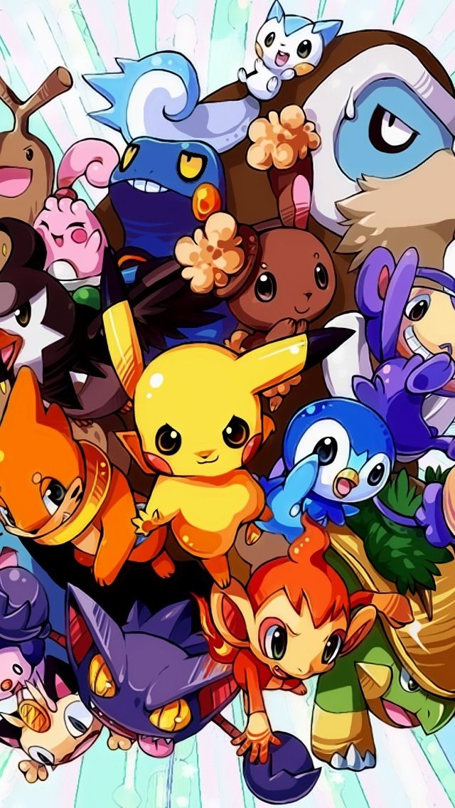 Pokemon Iphone Wallpapers Mobile9 Wallpaper Pokemon