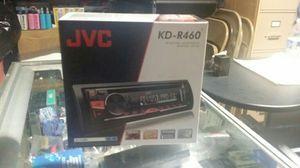 JVC KD-R460 RECEIVER TELECHARGER PILOTE