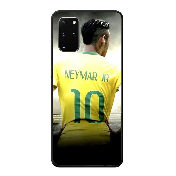 neymar wallpaper brazil X7099 Samsung Galaxy S20 Plus Case