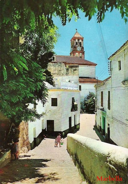 Postales Antiguas de Andalucía