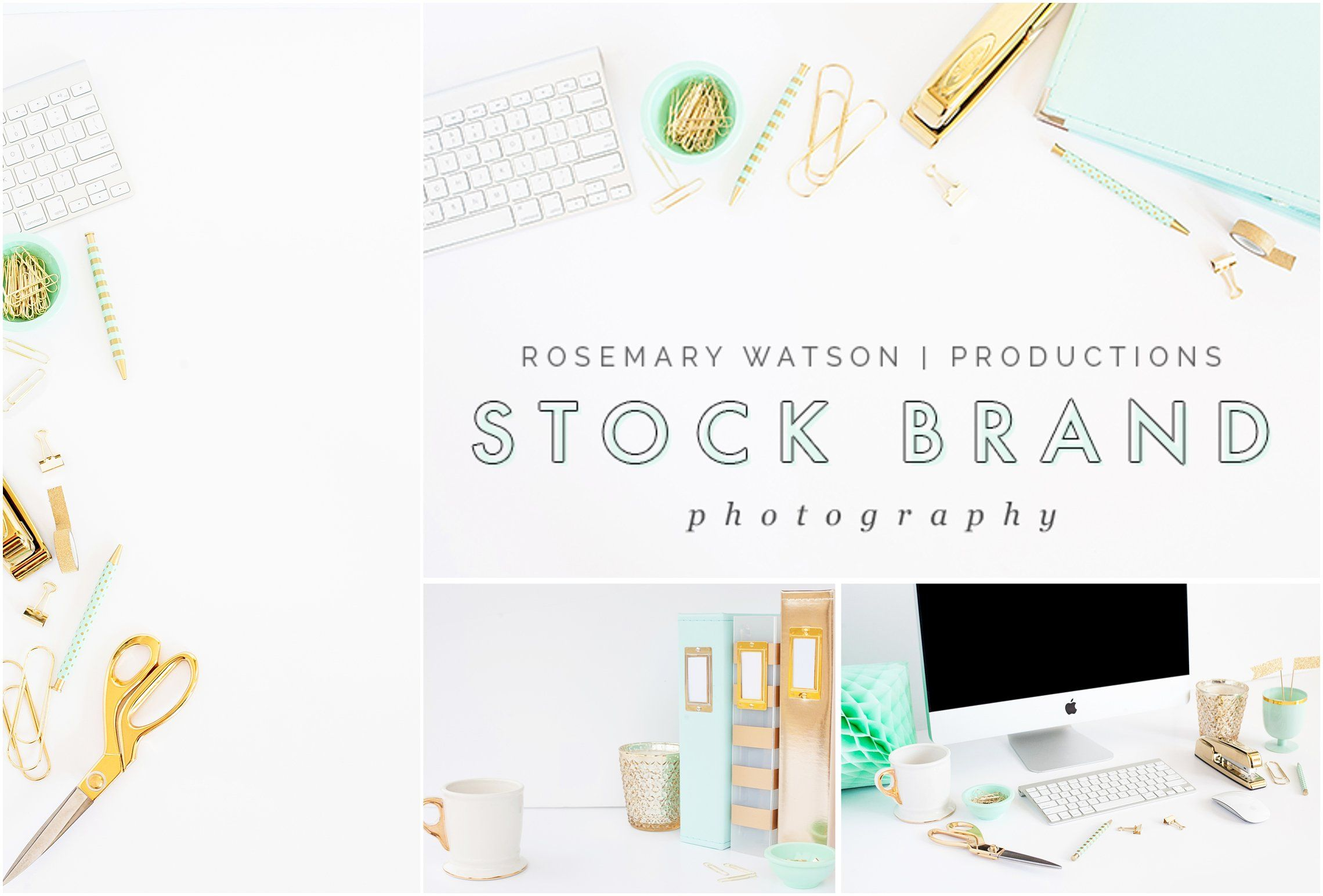 Mint Gold Stock Photo Bundle By Rw Productions On Creativemarket Gold Stock Gold Bullion Bars Creative Branding Design