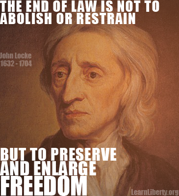 John Locke Thought Provoking Quotes Lawyer Quotes Basic Quotes