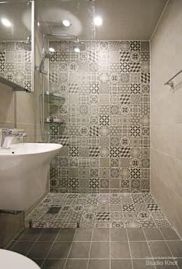 Charmant Welches Fliesen Design Fürs Kleine Badezimmer? Hier Haben Wir Viele Schöne  Beispiele Und Die Richtigen