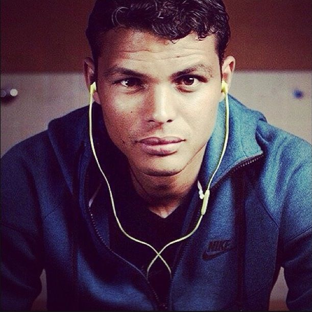 Thiago Silva, Brazilian football player