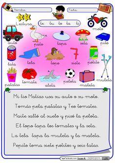 Resultado De Imagen De Frases Con La Letra N Para Niños De