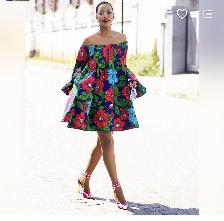 African Women Summer Dress African Women Top Ankara Blouse Etsy African Print Clothing Summer Fashion Dresses African Dress [ 1220 x 1240 Pixel ]