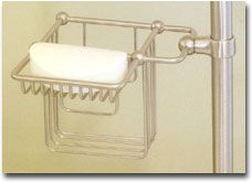 Clawfoot Tub Shower Riser Shampoo Soap Holder Clawfoot Tub Shower Tub Shower Kits Clawfoot Tub