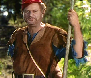 Image result for alan hale robin hood
