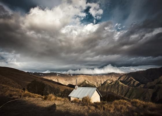 Blackmore Bach High Country Mud Hut $60 per person per night in Queenstown, Queenstown-Lakes | Bookabach