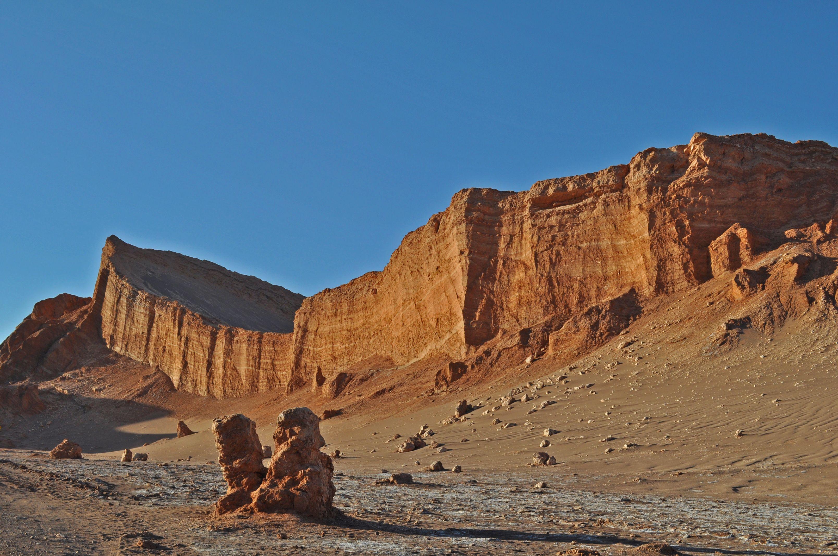 Anfiteatro - Valle de la Luna | Atacama