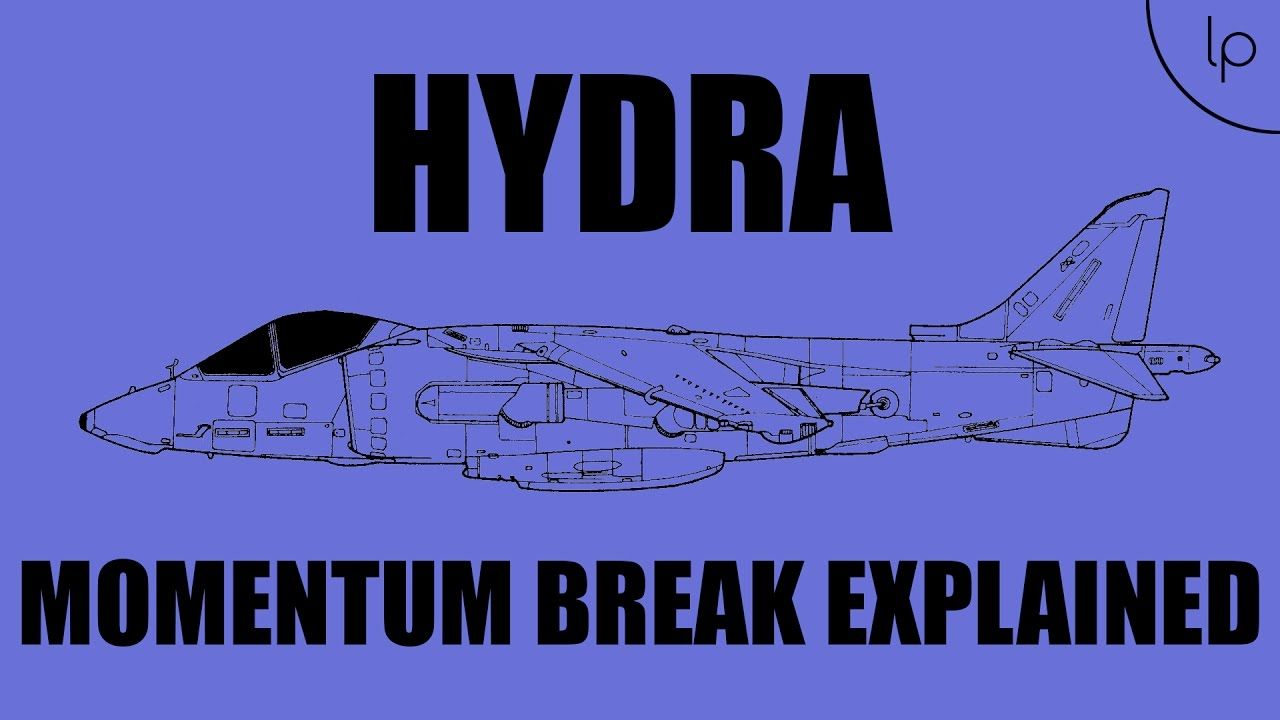 Monotonic tutorial on how to stop that hydra faster in hover