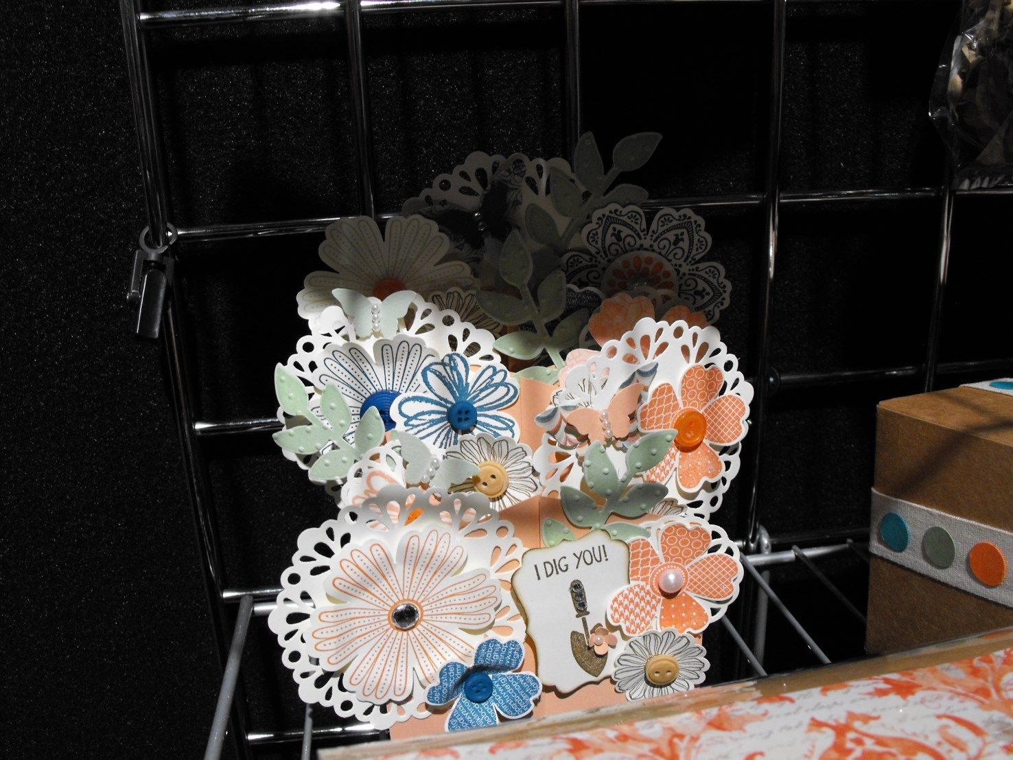 Stampin' Up! Convention 2013 Display Boards - Made by Julie Phillips