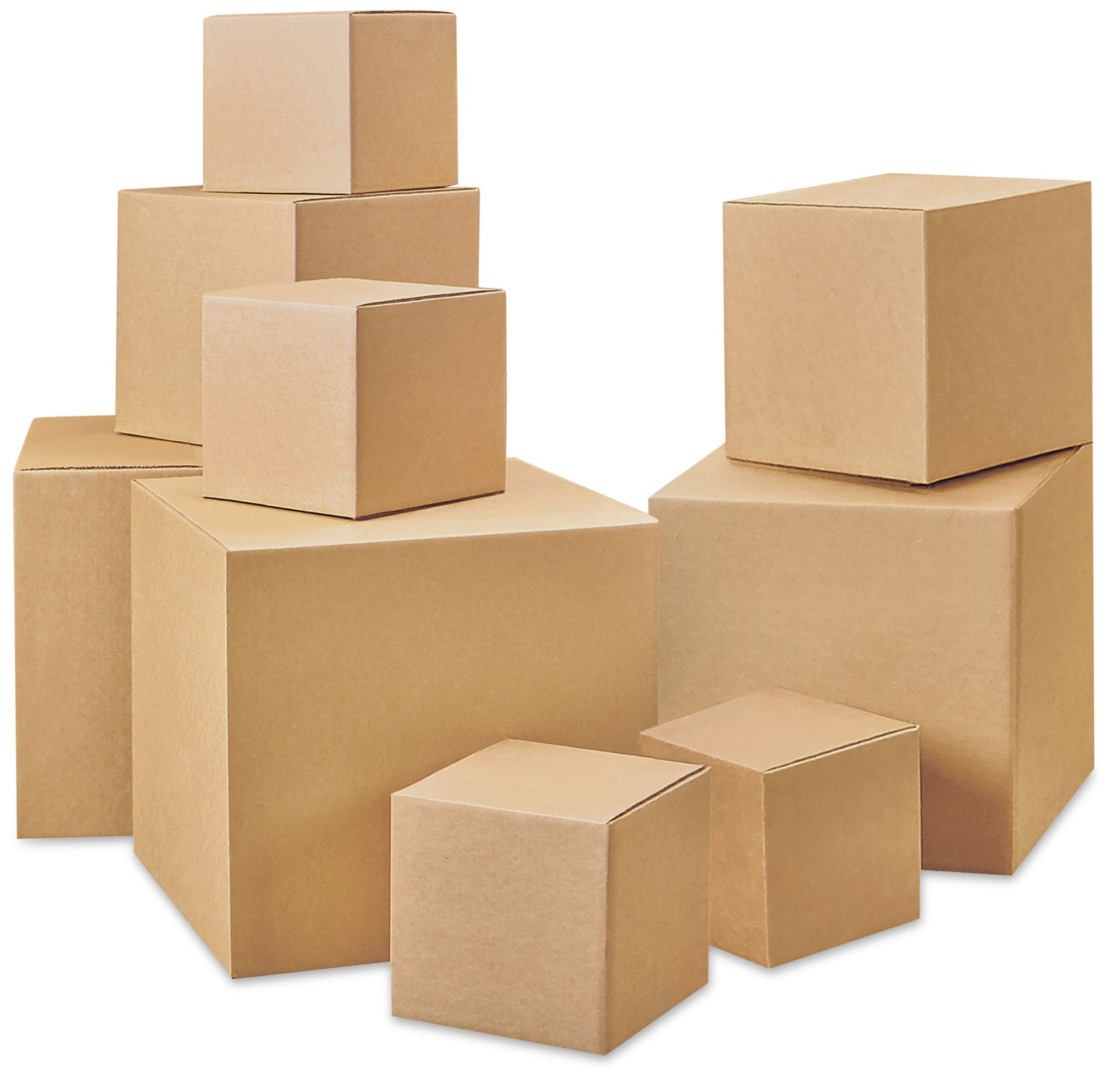 Cube Shipping Boxes in Stock - ULINE | Tinker Lab