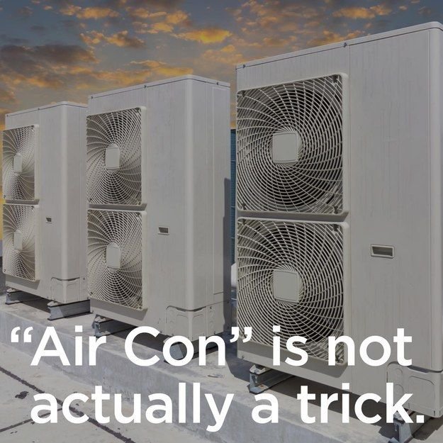 16 Stunningly Obvious Facts That Are So True It Hurts Heating Air Conditioning Heating Cooling Air Conditioning Services