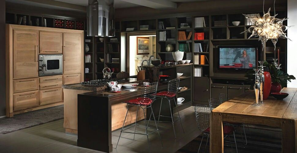 Tavolino Industrial ~ Lottocento cucine industrial chic richiami cucina in salotto con