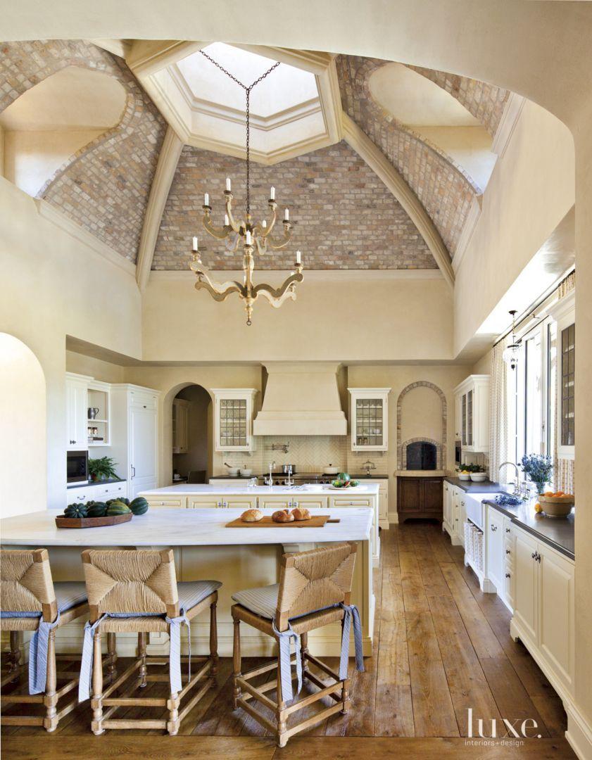 Mediterranean style home designers in az - Mediterranean Style Kitchen Drama In Scottsdale Arizona