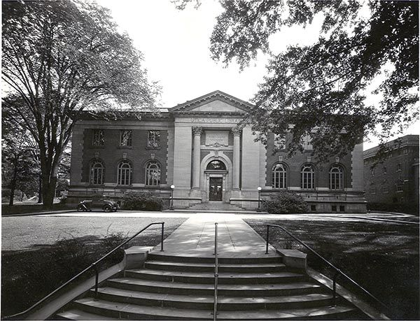 The Utica Public Library