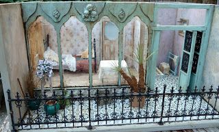 lotjesdollshouse: Update chambre de Séraphine