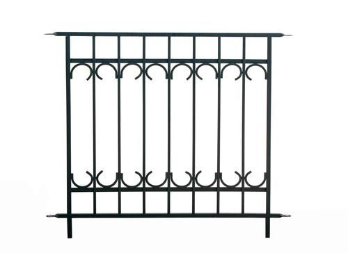 30 Quot H X 36 Quot W Park Avenue Fence Panel At Menards For The