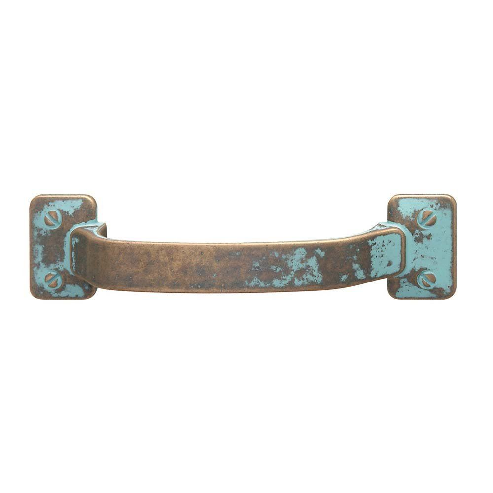 Hafele Hardware Miscellaneous 3 3 4 Centers Handle In Rustic