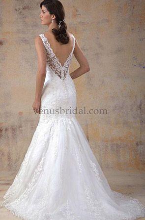 Isabel wedding dress by Venus Bridal www.adorebrides.co.uk | Wedding ...