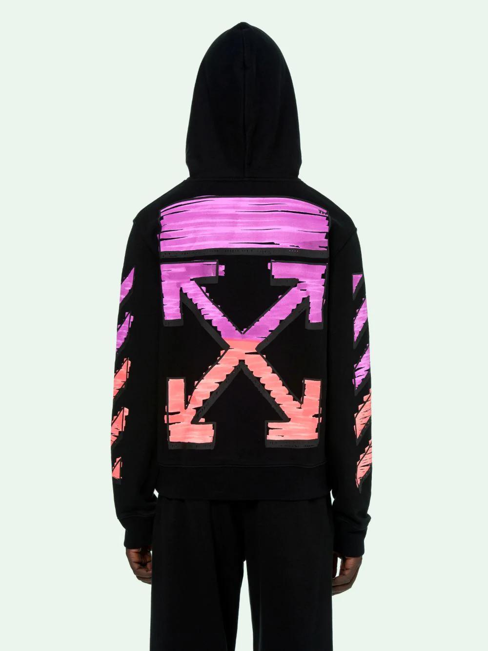 Marker Hoodie Off White Official Website Hoodies Fashion Sweatshirts [ 1333 x 1000 Pixel ]