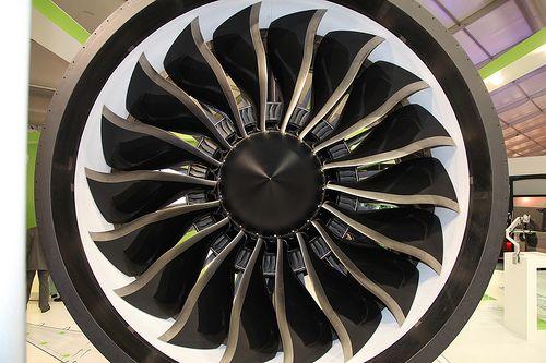 GE GEnx-2B67 Engine (Boeing 787/Boeing 747 8I)