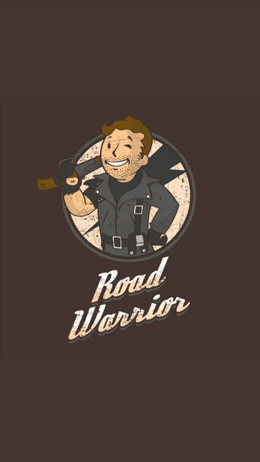 Vault Tech Boy Geek Poster Mad Max Fallout Wallpaper