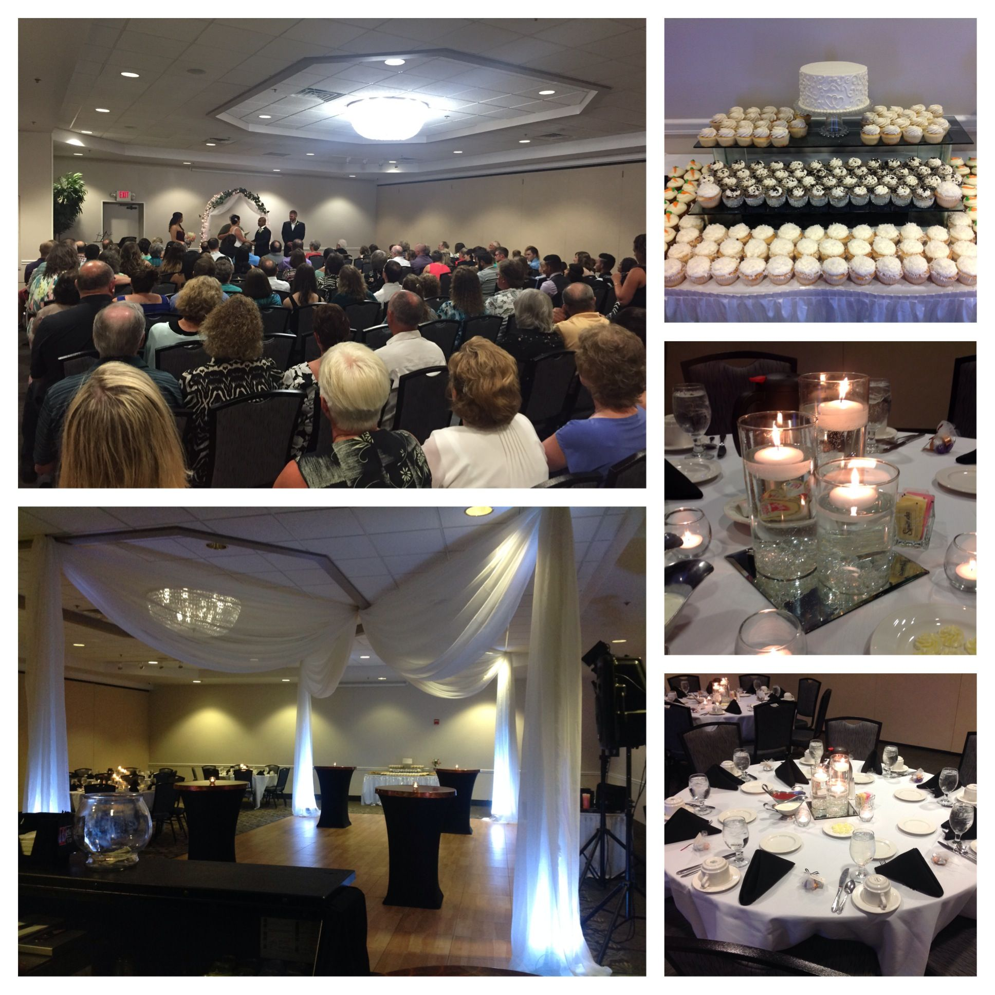 Wedding Reception At Canadian Honker Events At Apache