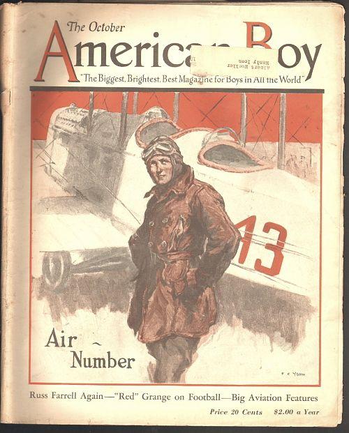 American Boy : 10 - October - 1925