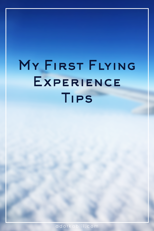 This week I have had many new adventures and one of them was flying for the first time so I want to share with you all My First Flying Experience Tips. Flying was a great experience but I learned a few things and I am happy to share my thoughts with you. #FirstTimeFlyer #FlyingTips #Tips