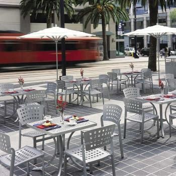 Impressions Cafe Cast Aluminum Patio Furniture Collection By