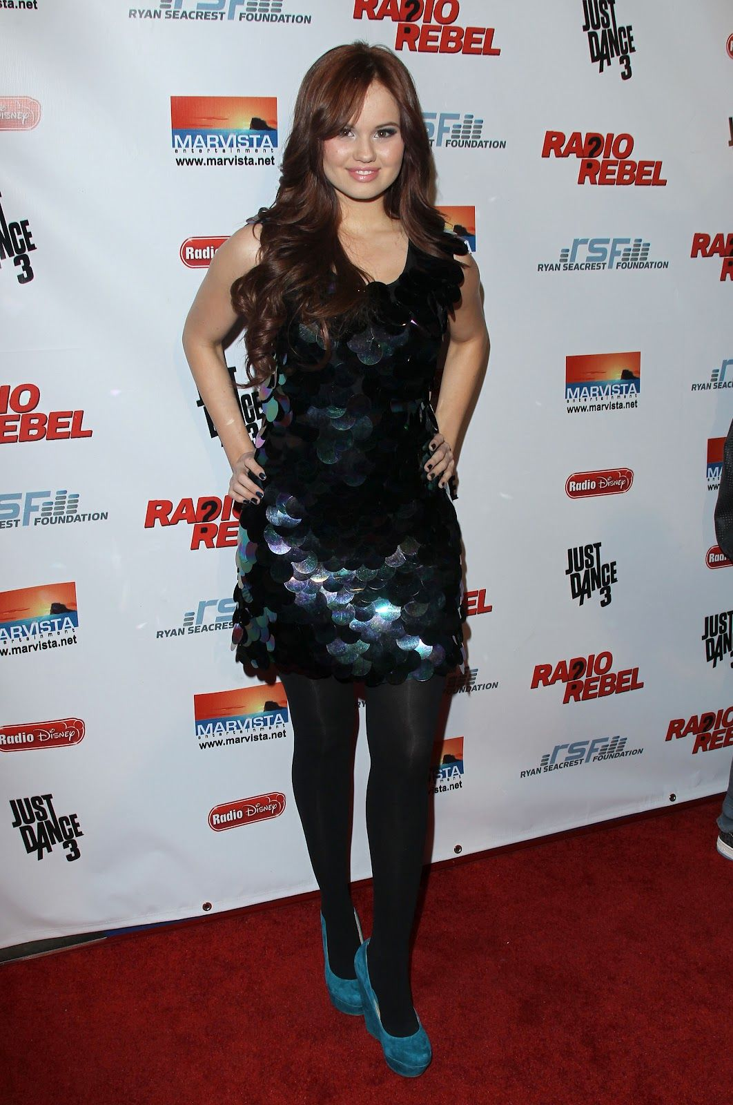 Debby ryan in tights naked hot
