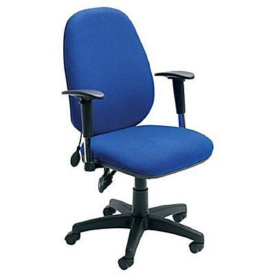 Sofia Managers Fabric High Back Chair I Office Design Home