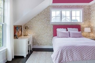 Modern Colonial In St Paul Mn Traditional Kids Other Metro Spacecrafting Architectural Phot Pink Bedroom For Girls Girls Bedroom