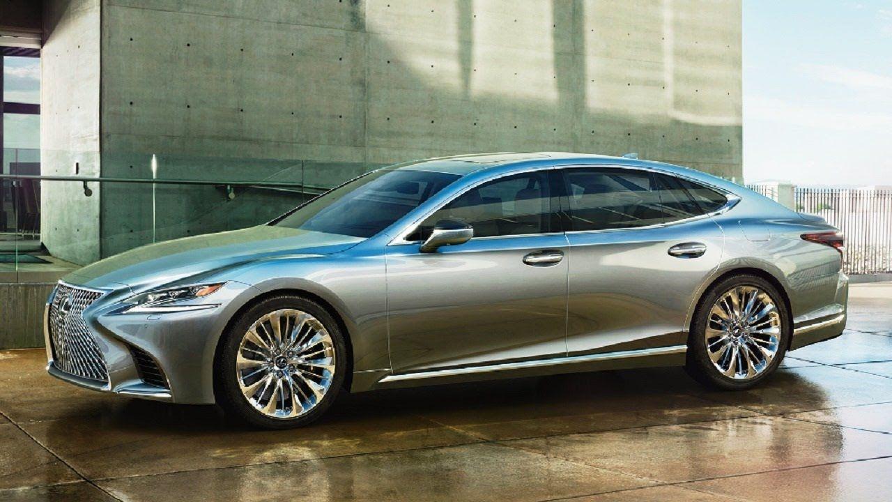 Official 2018 Lexus Ls 500 Best Luxury Sedan Lexus Ls Lexus Cars New Lexus