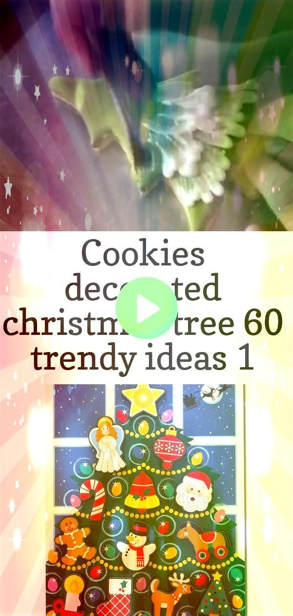 decorated christmas tree 60 trendy ideas 1 Cookies decorated christmas tree 60 trendy ideas Holiday Tree Chunky Puzzle Click Here For A Larger ViewCookies decorated chris...