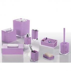Lilac Bathroom Accessories Google Search