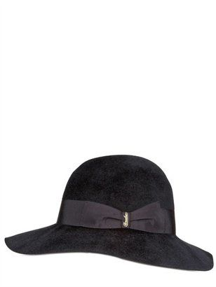 64eaa6ce1 ShopStyle  Borsalino - Velour Felt Hat