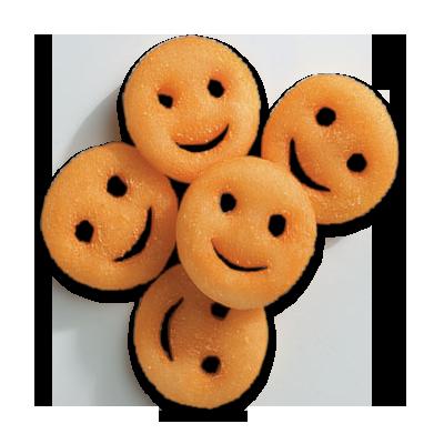 McCain® Smiles® Shaped Potatoes | McCain USA Foodservice