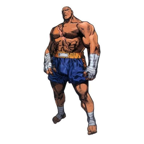 Street fighter sagat google search